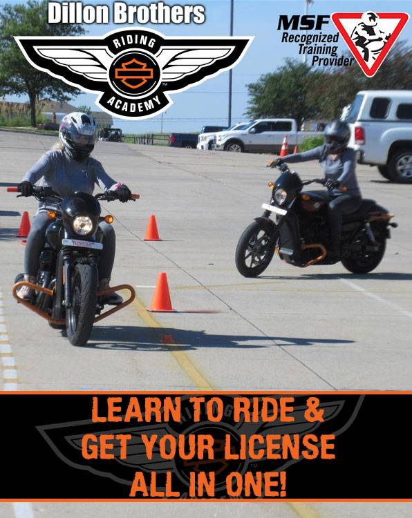 Learn to Ride Motorcycles